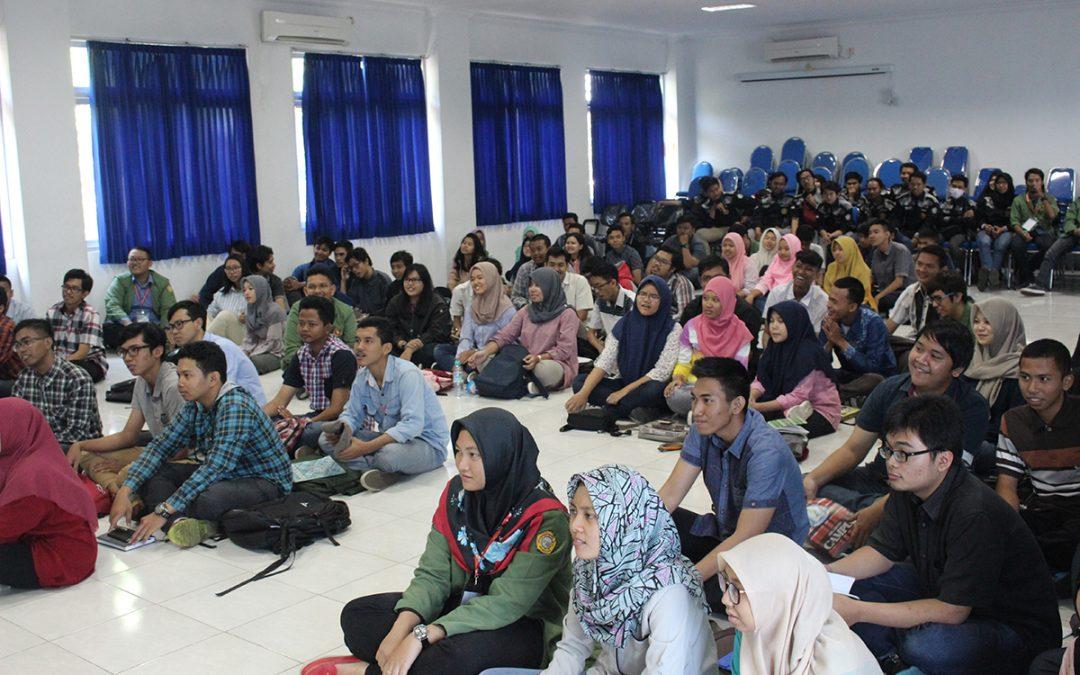 Sesi Technical Meeting Mahasiswa Baru Teknik Informatika